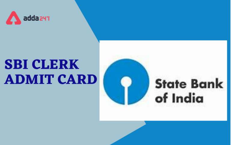SBI Clerk Mains Admit Card 2021 Out, Download Call Letter  _40.1