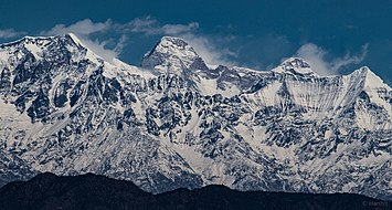 The most important mountain peaks in India |_60.1