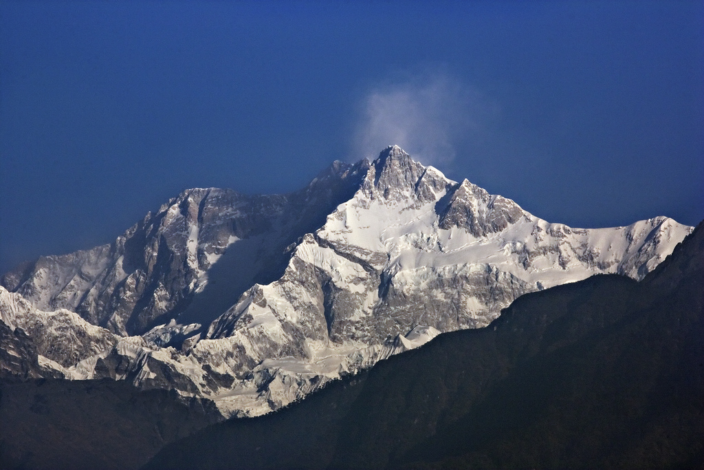 The most important mountain peaks in India |_50.1