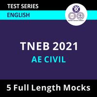 TNEB Assistant Engineer (AE) Test series batch   TNEB உதவி பொறியாளர் (AE) மாதிரி தேர்வுகள் தொகுதி  _40.1