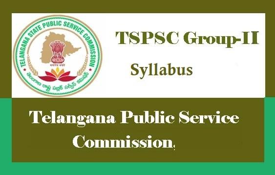 TSPSC Group-2 Syllabus and Exam Pattern టి.ఎస్.పి.ఎస్.సి గ్రూప్-2 పరిక్షా విధానం మరియు సిలబస్  _40.1