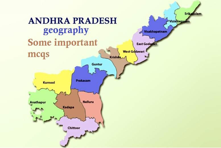 AndhraPradesh Geography | A.P Geography Important Questions In Telugu Part-3 |_40.1