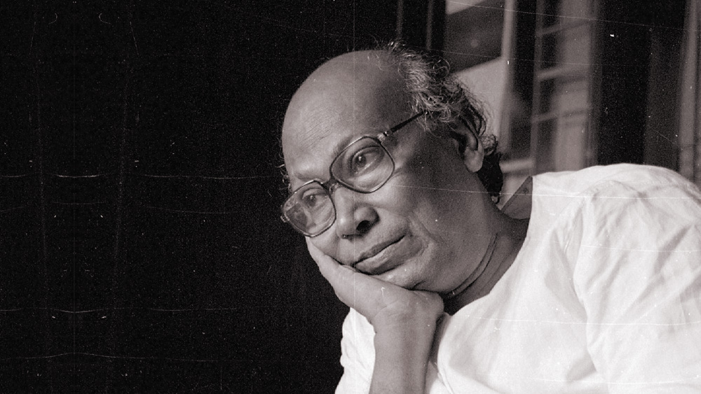 Eminent Bengali poet Shankha Ghosh passes away|ప్రముఖ బెంగాలీ కవి శంఖా ఘోష్ కన్నుమూత |_40.1