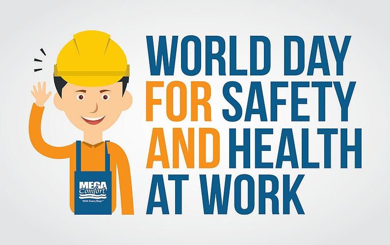 World Day for Safety and Health at Work: 28 April   పని ప్రదేశాలలో భద్రత మరియు ఆరోగ్యం కొరకు ప్రపంచ దినోత్సవం : 28 ఏప్రిల్  _40.1