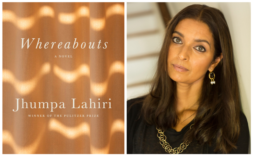 """Jhumpa Lahiri Comes Out With New Novel 'Whereabouts' 