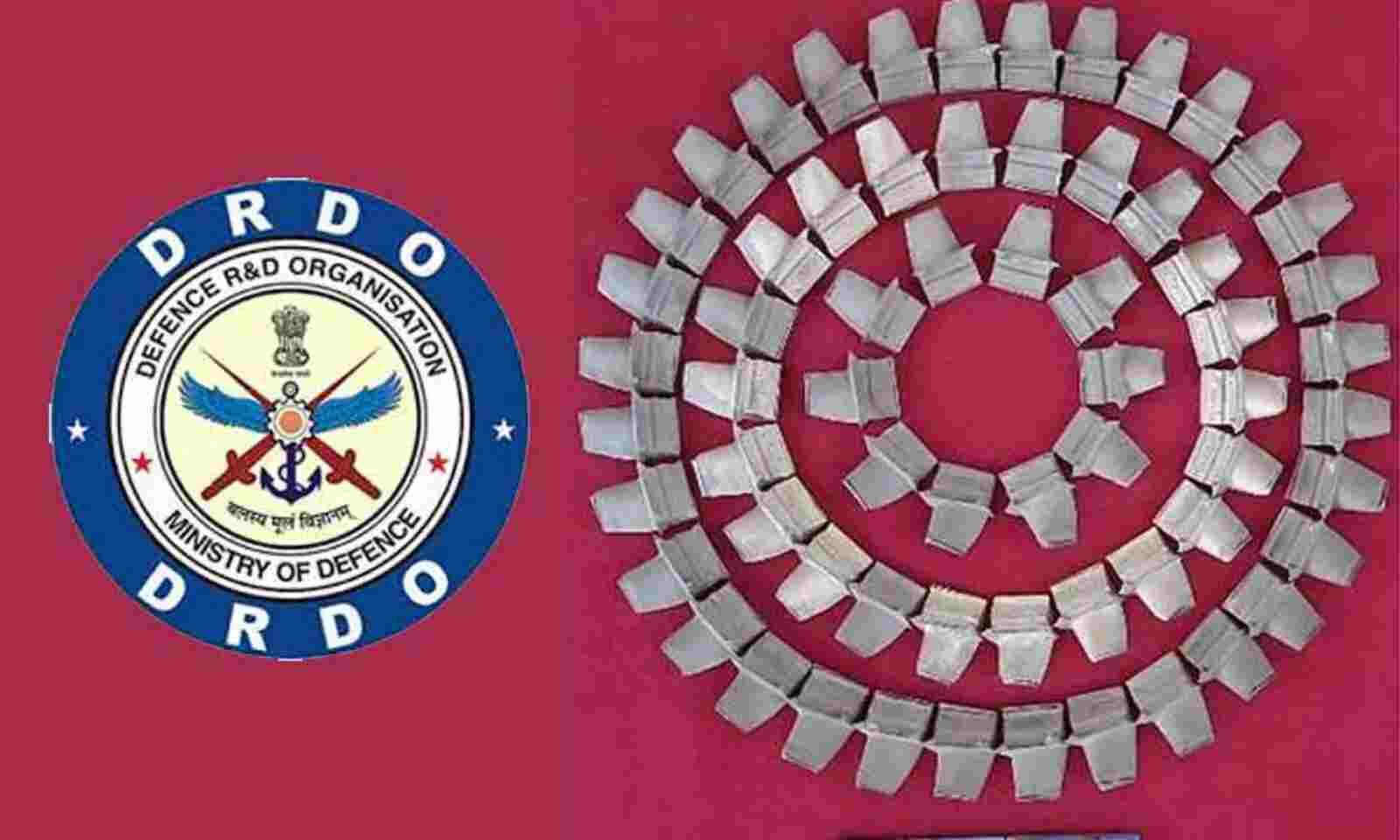 DRDO develops single crystal blades for helicopter engines | DRDO హెలికాప్టర్ ఇంజిన్ల కోసం సింగిల్ క్రిస్టల్ బ్లేడ్లను అభివృద్ధి చేస్తుంది |_40.1