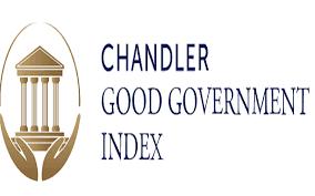 India Ranks 49th in Chandler Good Government Index 2021   చాండ్లర్ గుడ్ గవర్నమెంట్ ఇండెక్స్ 2021 లో భారతదేశం 49వ స్థానంలో నిలిచింది  _40.1