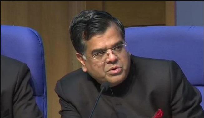 TV Somanathan named finance secretary by ACC | కొత్త ఆర్థిక కార్యదర్శిగా టీవీ సోమనాథన్ |_40.1
