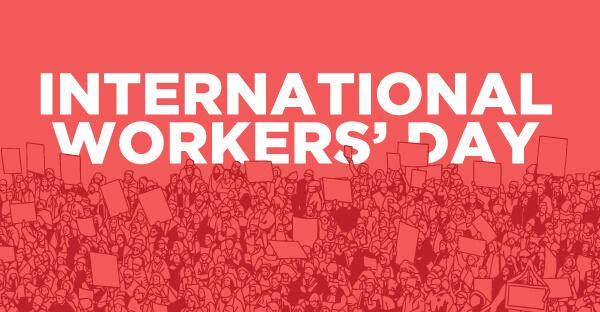 International Workers' Day: 1st May   అంతర్జాతీయ కార్మికుల దినోత్సవం : మే 1  _40.1
