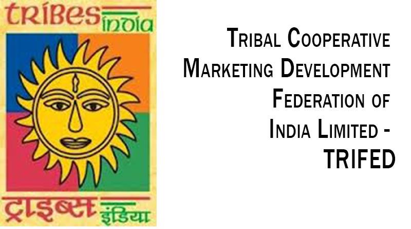 TRIFED inks MoU with 'The LINK Fund' for tribal development   గిరిజన అభివృద్ధి కోసం 'ది లింక్ ఫండ్' తో అవగాహన ఒప్పందం కుదుర్చుకున్న TRIFED  _40.1