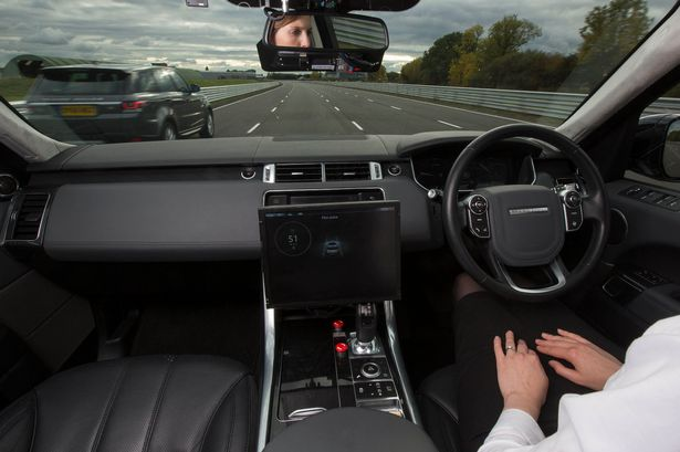 UK become the first country to allow Driverless cars on roads | రోడ్లపై వాహన చోదకులు లేని కార్లను అనుమతించిన మొట్టమొదటి దేశంగా అవతరించిన UK |_40.1