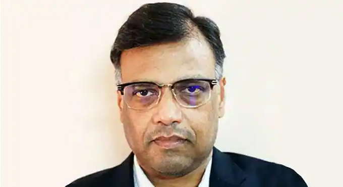 T Rabi Sankar named RBI deputy governor   RBI డిప్యూటీ గవర్నర్ గా టి. రబి శంకర్  _40.1