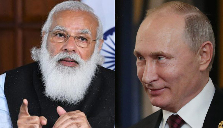 India, Russia to establish a '2+2 ministerial dialogue' | '2+2 మంత్రిత్వ స్థాయి చర్చలు' జరపనున్న భారత్ మరియు రష్యా |_40.1