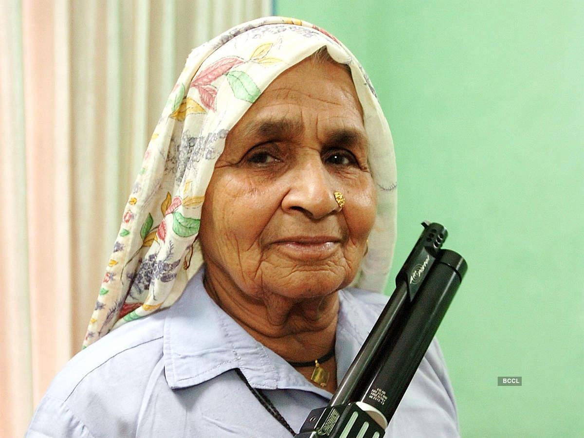 'Shooter Dadi' Chandro Tomar passed away | 'షూటర్ దాది' చంద్రో తోమర్ మరణించారు |_40.1
