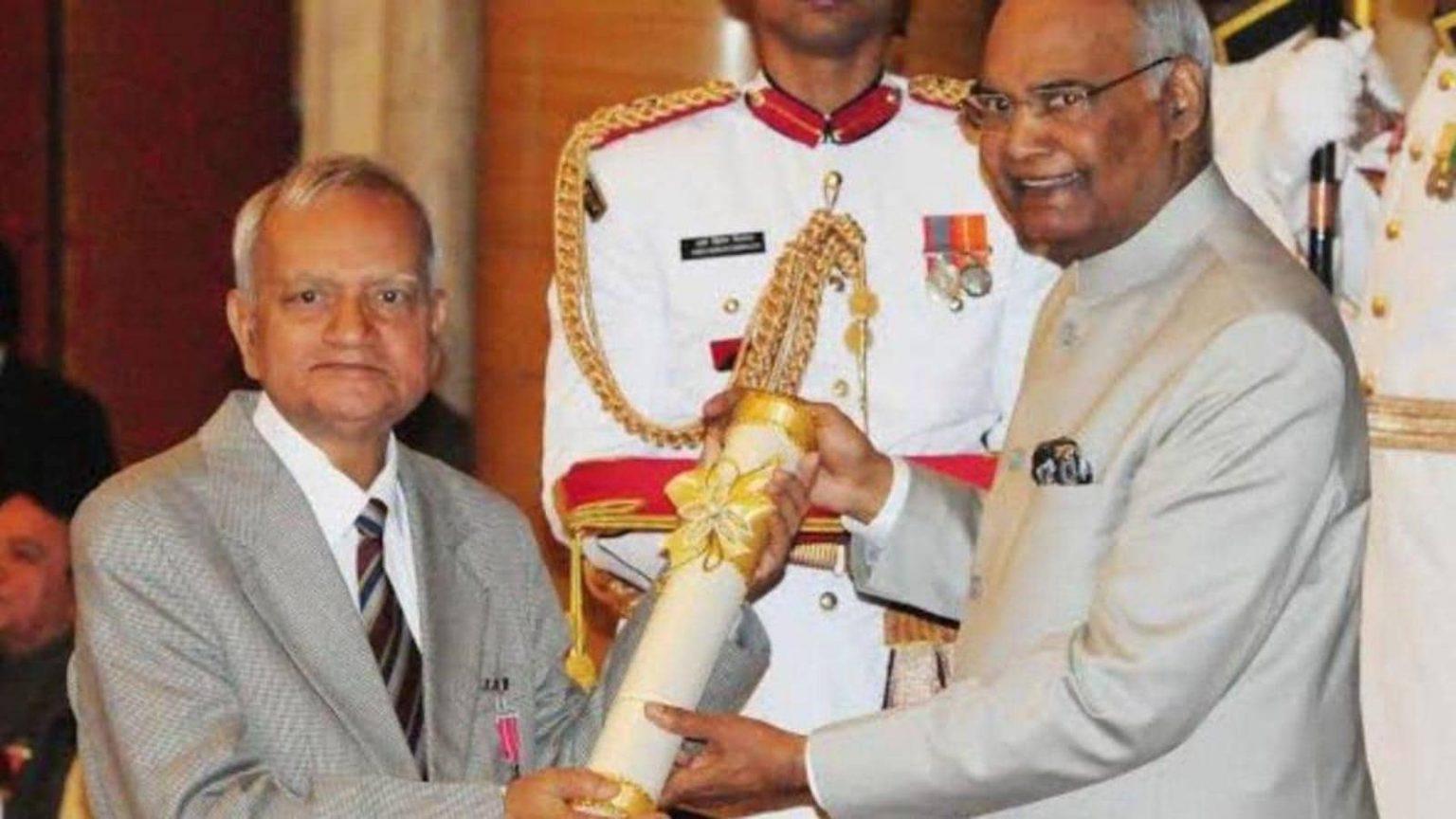 Aeronautical Scientist Manas Bihari Verma Passes Away   ఏరోనాటికల్ సైంటిస్ట్ మానస్ బిహారీ వర్మ కన్నుమూత  _40.1
