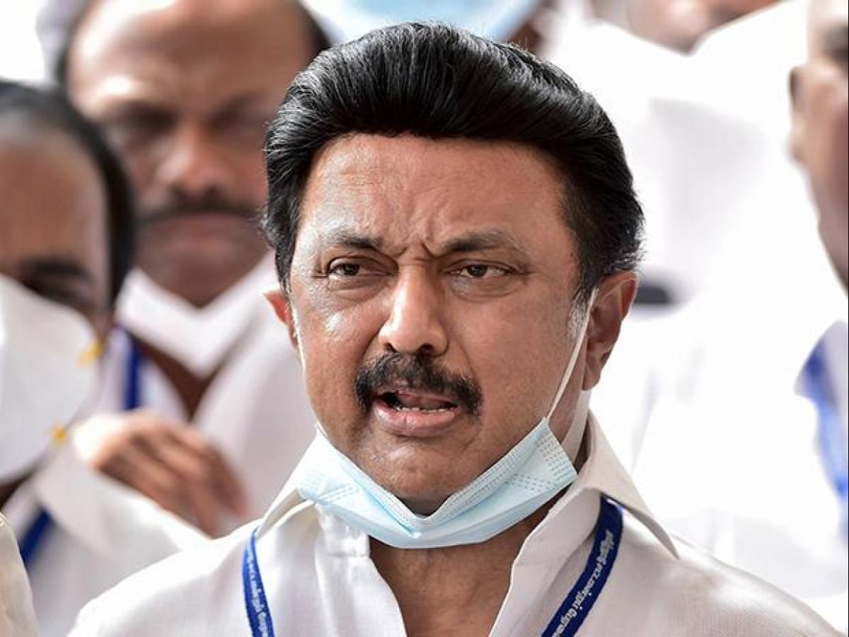 DMK chief Stalin appointed as the Chief Minister of Tamil Nadu | తమిళనాడు ముఖ్యమంత్రిగా డిఎంకె చీఫ్ స్టాలిన్ |_40.1