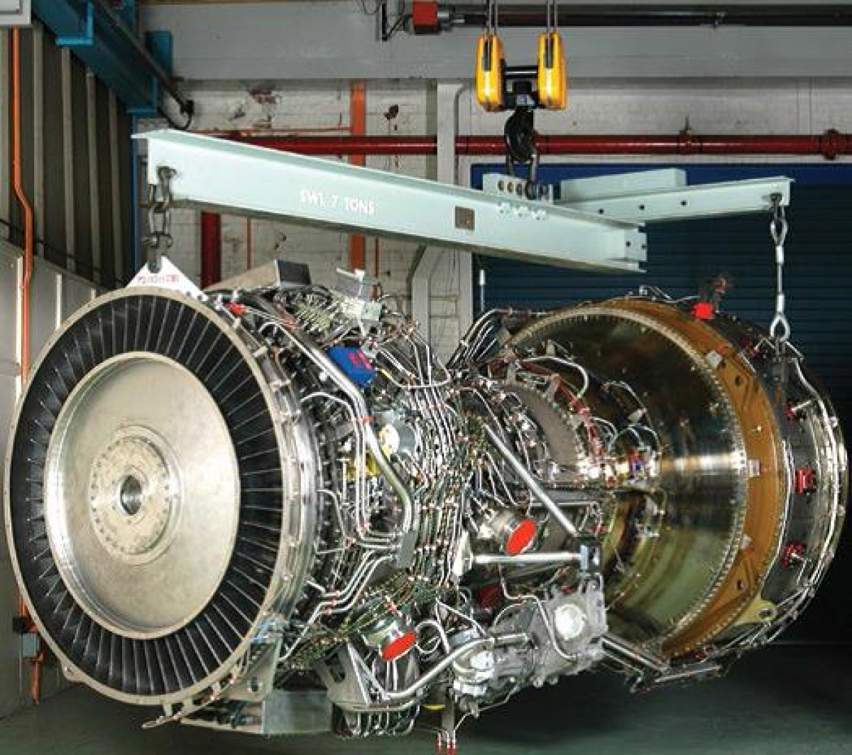 Rolls-Royce and HAL Sign MoU for Supporting MT30 Marine Engine Business | MT30 సముద్ర ఇంజిన్ వ్యాపారాన్ని సహకరించేందుకు రోల్స్ రొయ్స్ మరియు HAL మధ్య కుదిరిన ఒప్పందం |_40.1
