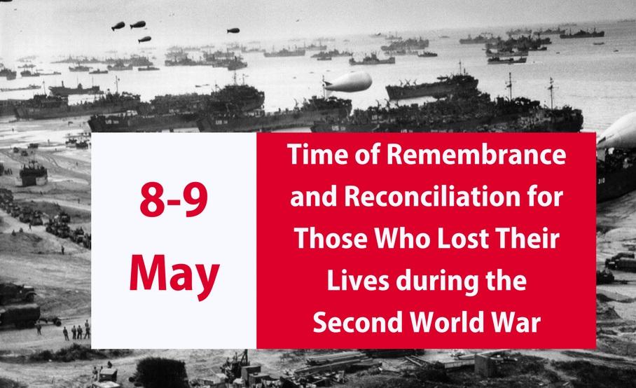 Time of Remembrance and Reconciliation for Those Who Lost Their Lives during the 2nd World War | 2వ ప్రపంచ యుద్దంలో అసువులు బాసిన వారిని గుర్తించుకోవలసిన మరియు జ్ఞాప్తికి చేసుకోవాల్సిన సమయం |_40.1