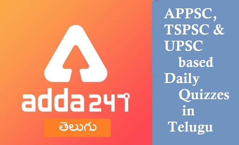 History Daily Quiz in Telugu 19 may 2021 | For APPSC, TSPSC & UPSC |_40.1