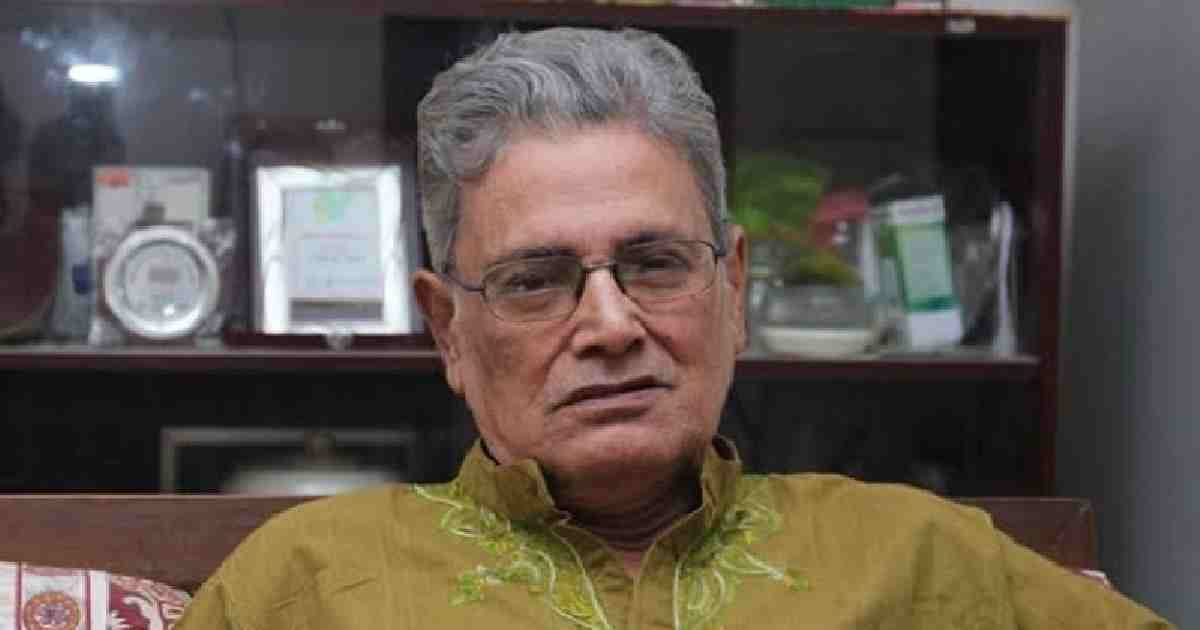 Freedom fighter Anup Bhattacharya passes away | స్వాతంత్య్ర సమరయోధుడు అనుప్ భట్టాచార్య మరణించారు |_40.1