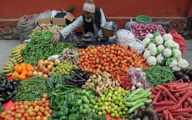 Retail inflation eases to 4.29% in April   ఏప్రిల్ లో 4.29% గా నమోదైన రిటైల్ ద్రవ్యోల్బణం  _40.1