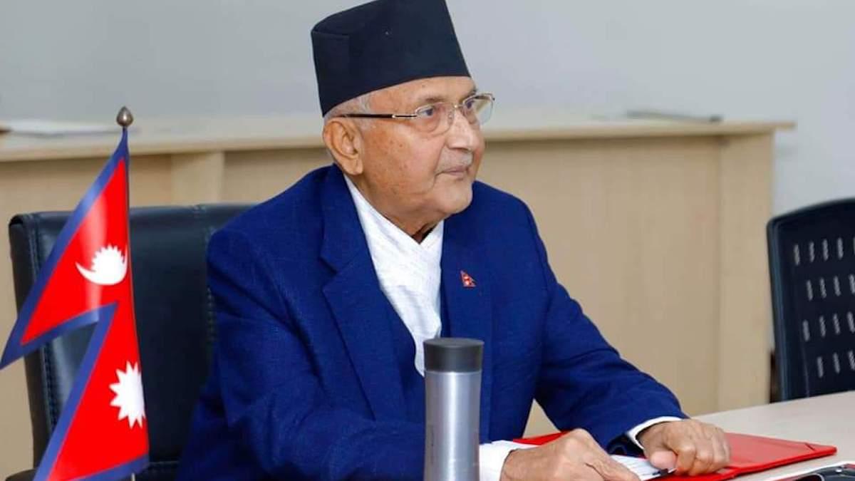 KP Sharma Oli Re-appointed as Prime Minister of Nepal | నేపాల్ ప్రధానిగా తిరిగి నియమితులైన కేపీ శర్మ ఓలి |_40.1