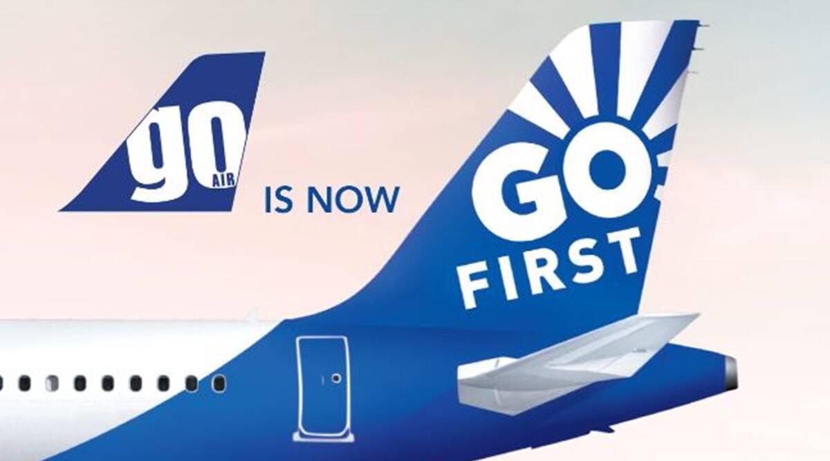 Airline Company GoAir Rebrands itself as 'Go First'   ఎయిర్లైన్ కంపెనీ 'గో ఎయిర్', 'గో ఫస్ట్'గా రీబ్రాండ్ చేయబడింది  _40.1