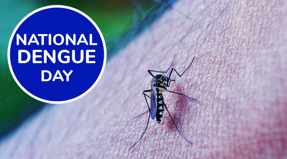 National Dengue Day: 16 May   జాతీయ డెంగ్యూ నియంత్రణ దినోత్సవం : 16 మే  _40.1