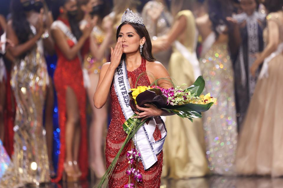 Andrea Meza crowned 69th Miss Universe 2020 | 69వ మిస్ యూనివర్స్ 2020 గా ఆండ్రియా మెజా |_40.1