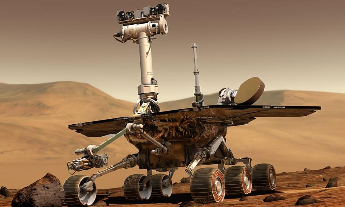 China's First Mars Rover 'ZhuRong' Successfully Lands on Mars   చైనా యొక్క తొలి మార్స్ రోవర్ 'జురోంగ్' విజయవంతంగా అంగారక గ్రహం పైకి చేరుకుంది  _40.1