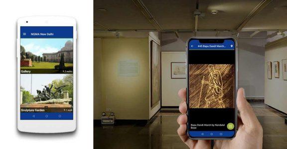 National Gallery of Modern Art launched Audio-Visual Guide App   నేషనల్ గ్యాలరీ ఆఫ్ మోడరన్ ఆర్ట్ ఆడియో విజువల్ గైడ్ యాప్ లాంఛ్ చేయబడింది  _40.1
