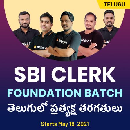 SBI Clerk Foundation Batch In Telugu Check Full Details | SBI క్లర్క్ ఫౌండేషన్ బ్యాచ్ ఇప్పుడు తెలుగు లో,పూర్తి వివరాలు మీకోసం. |_40.1
