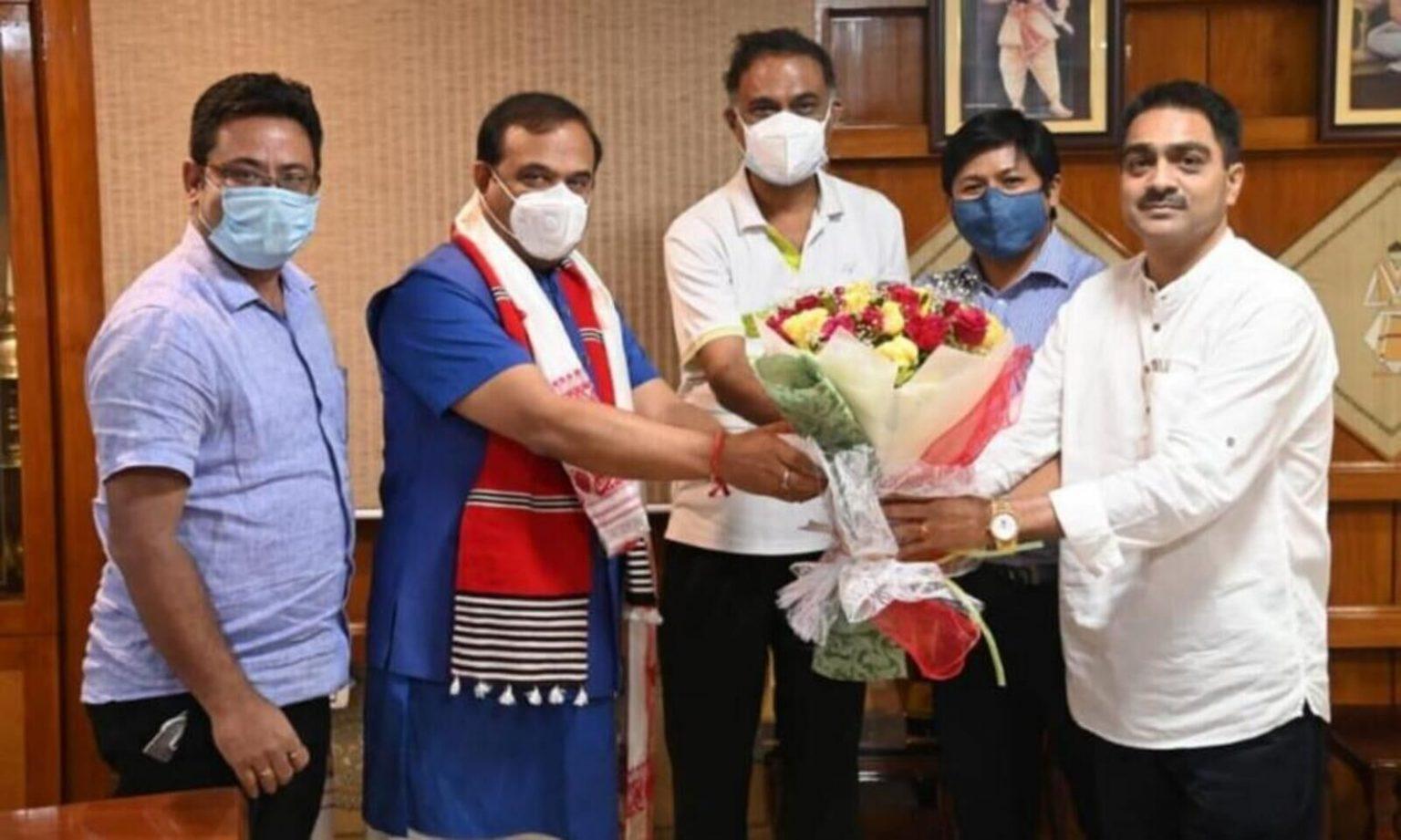 Himanta Biswa Sarma elected to BWF Council | BWF కౌన్సిల్ కు ఎన్నికైన హిమంత బిస్వా శర్మ |_40.1