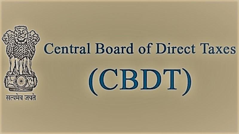 CBDT member JB Mohapatra gets additional charge of chairman   సిబిడిటి సభ్యుడు జెబి మోహపాత్రకి చైర్మన్ గాఅదనపు బాధ్యత.  _40.1