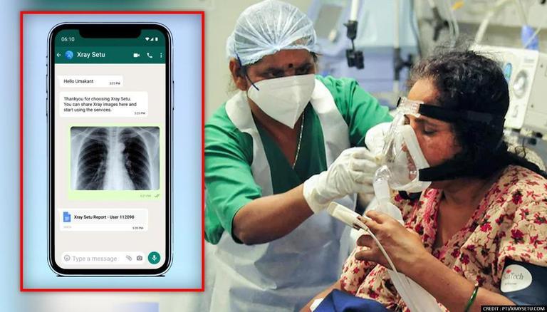 XraySetu Launched to Detect Covid in Rural Population via WhatsApp | వాట్సప్ ద్వారా గ్రామీణ ప్రజలలో కోవిడ్ ను గుర్తించడానికి XraySetu ను ప్రారంబించారు. |_40.1