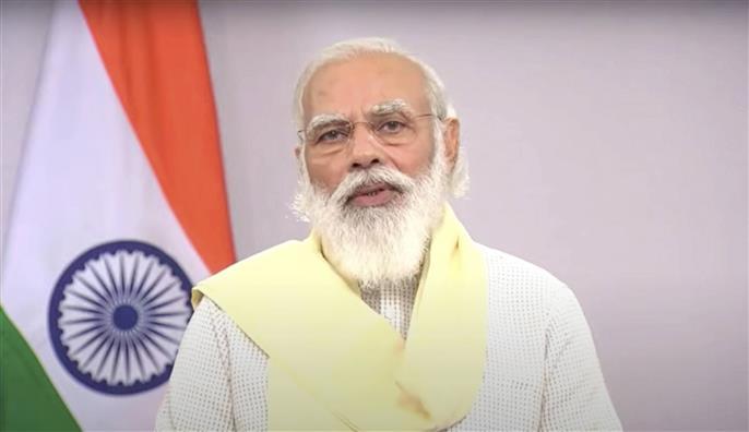 PM Modi Launches Three E-100 Ethanol Dispensing Stations in Pune | పూణేలో మూడు E-100 ఇథనాల్ డిస్పెన్సింగ్ స్టేషన్లను ప్రారంభించిన ప్రధాని మోడీ |_40.1