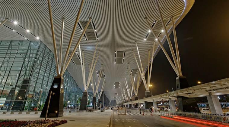 Bengaluru international airport achieves net energy neutral status | బెంగళూరు అంతర్జాతీయ విమానాశ్రయం నికర శక్తి తటస్థ హోదాను సాధించింది |_40.1