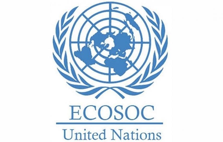 India elected as member of UN Economic and Social Council for 2022-24   ఐక్యరాజ్యసమితి ఆర్థిక మరియు సామాజిక మండలి 2022-24 సభ్యుడిగా భారత్  _40.1