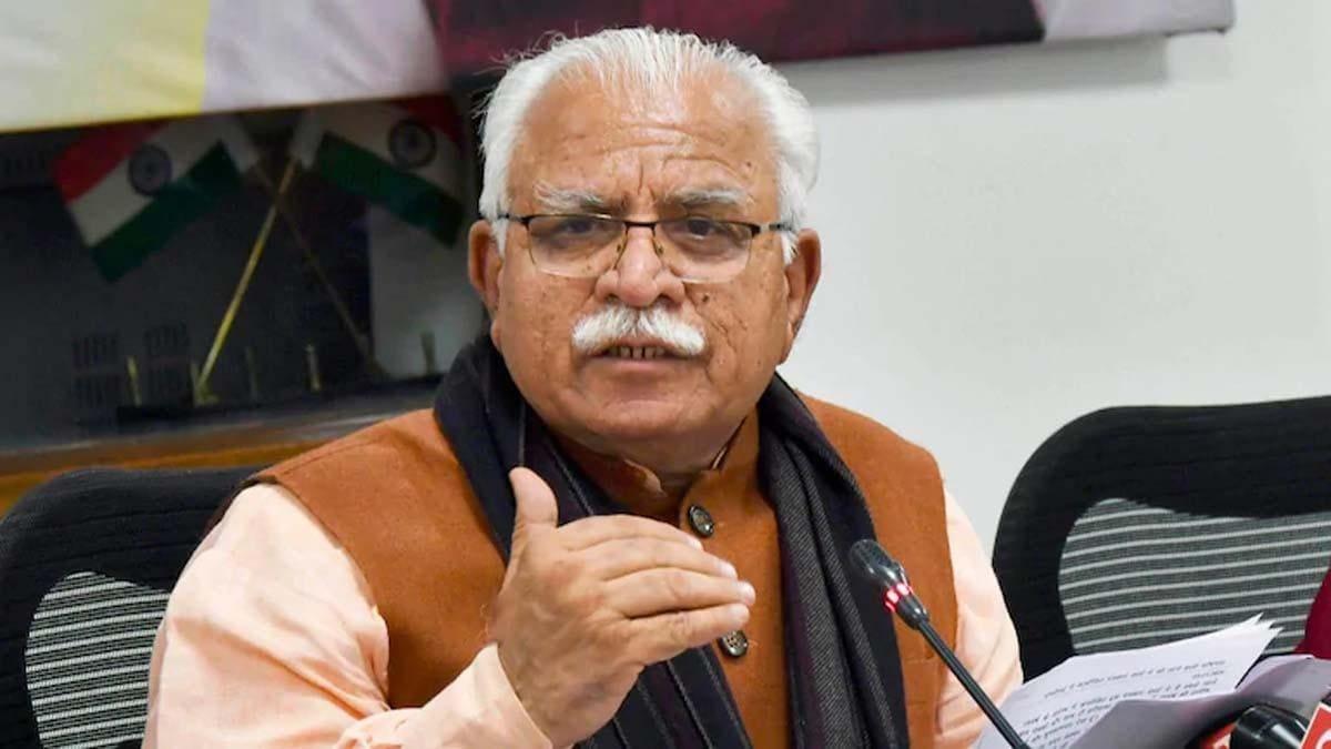 Haryana CM announces creating 'Oxi-van' in Karnal   కర్నాల్ జిల్లాలో 'ఆక్సి-వన్' ఏర్పాటు చేస్తున్నట్టు హర్యానా సీఎం ప్రకటించారు  _40.1