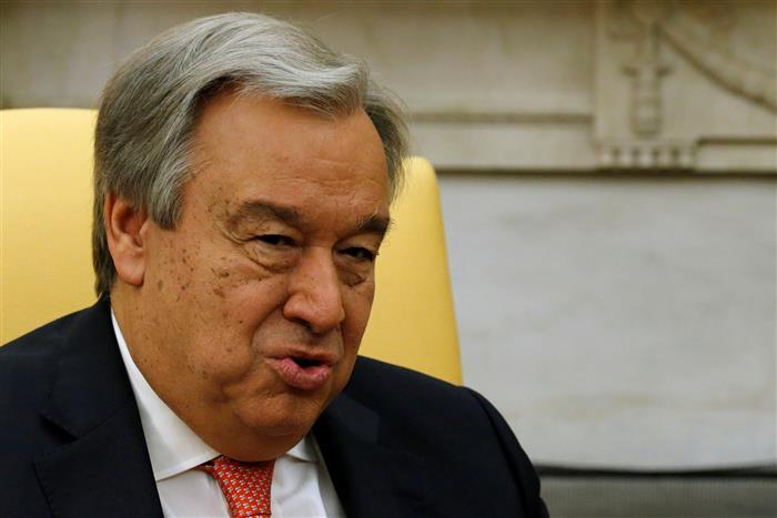 UNSC recommends Antonio Guterres for second term as UN chief | ఐక్యరాజ్యసమితి చీఫ్ గా ఆంటోనియో గుటెరస్ ను రెండోసారి సిఫారసు చేసిన UNSC |_40.1