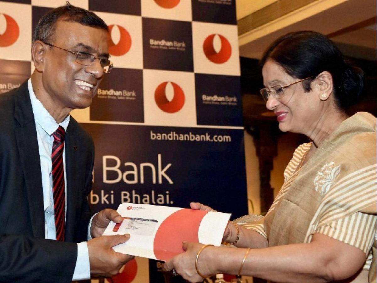 RBI gives nod to re-appoint CS Ghosh as MD & CEO of Bandhan Bank | సిఎస్ ఘోష్ను బంధన్ బ్యాంక్ ఎండిగా తిరిగి నియమించడానికి ఆర్బిఐ అనుమతి ఇచ్చింది |_40.1