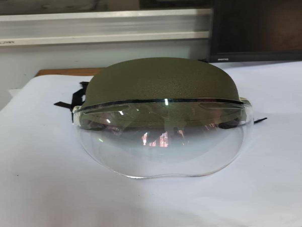 IIT Roorkee prof bags NSG award for 'blast-resistant' helmet | ఐఐటి రూర్కీ ప్రొఫెసర్ 'బ్లాస్ట్-నిరోధక' హెల్మెట్ ను రుపొందిన్చినందుకు ఎన్ ఎస్ జి అవార్డు అందుకున్నారు |_40.1