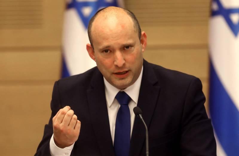 Naftali Bennett Takes Charge as Israel's new Prime Minister   ఇజ్రాయెల్ దేశ ప్రధానిగా నాఫ్తాలీ బెన్నెట్  _40.1