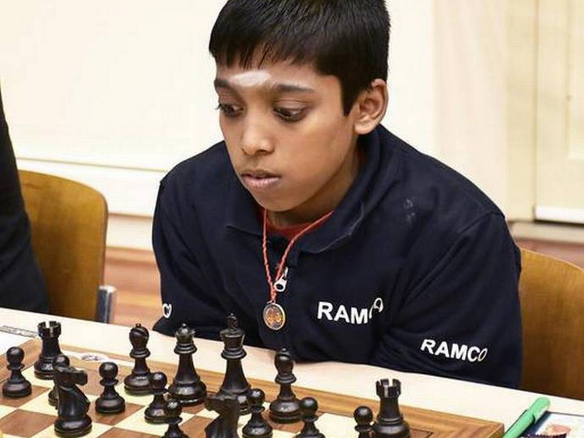 D. Gukesh wins Gelfand Challenge chess title   గెల్ఫాండ్ ఛాలెంజ్ చెస్ టైటిల్ ను గెలుచుకున్న డి.గుకేష్  _40.1