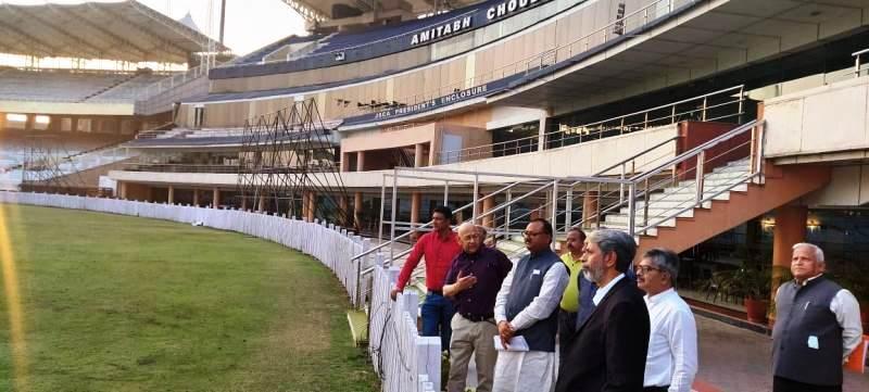 JSCA, SAIL-BSL inks MoU for International Cricket Stadium in Bokaro | బొకారోలోని అంతర్జాతీయ క్రికెట్ స్టేడియం కోసం JSCA, SAIL-BSL అవగాహన ఒప్పందం కుదుర్చుకున్నాయి  |_40.1