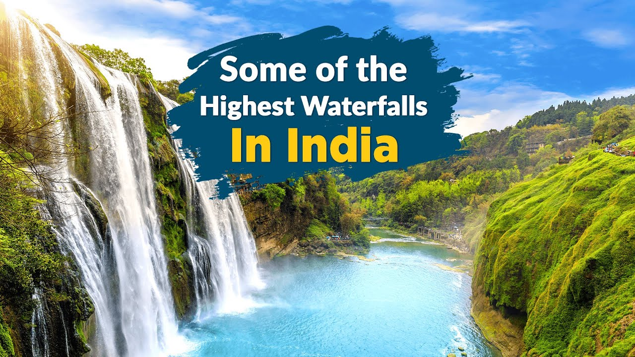 భారతదేశంలో ఎత్తైన 10 జలపాతాలు | Top 10 Highest Waterfalls in India |_40.1
