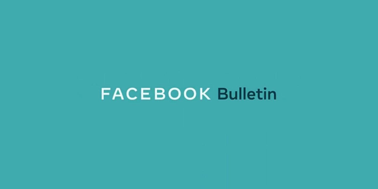 "Facebook Launches newsletter platform ""Bulletin"" | ""Bulletin"" అనే వార్తాపత్రిక వేదికను ప్రారంభించిన ఫేస్బుక్ |_40.1"