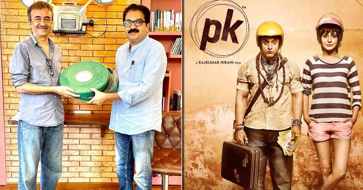 National Film Archive of India adds Aamir Khan's 'PK' to its collection   భారత జాతీయ చిత్ర భండాగారంలో 'PK' చిత్రాన్ని చేర్చారు  _40.1