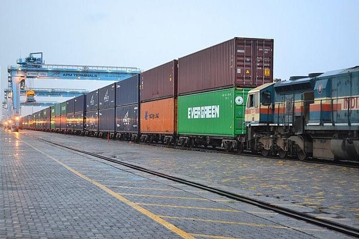 Rail Cargo movement between India and Nepal gets a big boost   భారతదేశం మరియు నేపాల్ మధ్య రైల్ కార్గో కదలికకు పెద్ద ప్రోత్సాహం లభిస్తుంది.  _40.1