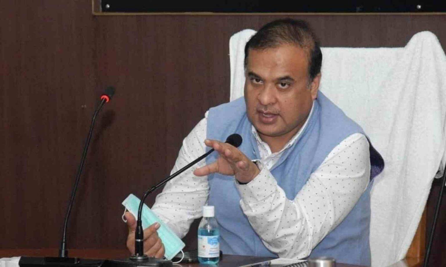 Assam CM Himanta Biswa assures govt jobs for National Games Medalists   అస్సాం సిఎం హిమంత బిస్వా జాతీయ క్రీడల పతక విజేతలకు ప్రభుత్వ ఉద్యోగాలు హామీ ఇచ్చారు  _40.1